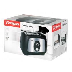 Tostapane elettrico Snack 2 pinze 750W Trisa