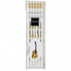 Matite Guitar Vienna world set da 6 pezzi