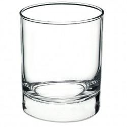 Bicchieri Acqua Cortina Bormioli in vetro cl.25 Set 6 bicchieri