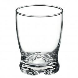 Bicchieri Acqua Madison Bormioli in vetro cl.24 Set 3 bicchieri