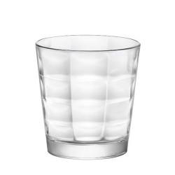 Bicchieri Acqua Cube Bormioli in vetro cl.24 Set 6 bicchieri