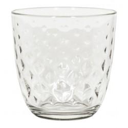 Bicchieri Acqua Glit Bormioli in vetro cl.30 Set 6 bicchieri