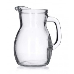 Brocca Bistrot in vetro lt.1 Bormioli