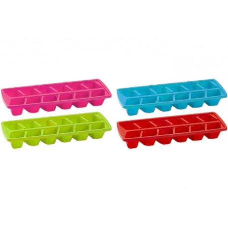 Forma Cubetti Ghiaccio con coperchio colori ass.