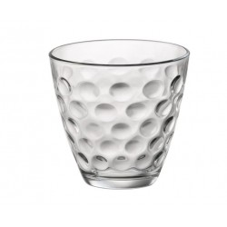 Bicchieri Acqua Dot Bormioli in vetro cl.25 Set 6 bicchieri