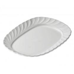 Piatto da Portata rett.cm.37x26 in plastica