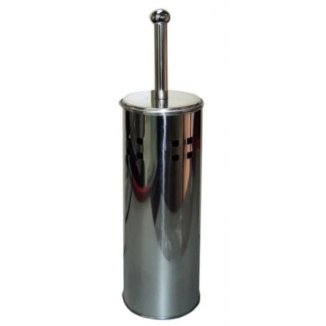 Portascopino WC Cromato cm.37