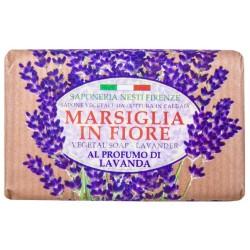 SAPONETTA NATURALE MARSIGLIA GR.125 PROFUMO DI LAVANDA NESTI