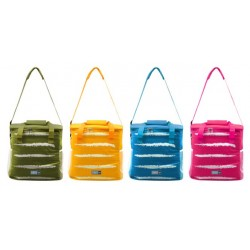 Borsa Termica Stripes New lt.22 vari colori