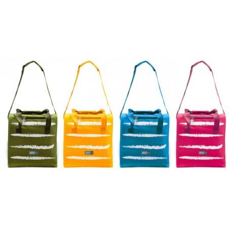 Borsa Termica Stripes New lt.28 vari colori