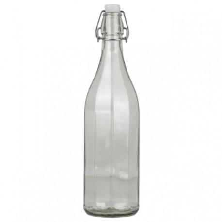 Bottiglia Costolata lt.1 c.tappo Cerve