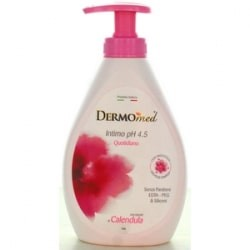 DERMOMED DETERGENTE INTIMO SENSITIVE ALLA CALENDULA ML 300 DISPENSER