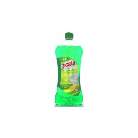 SCALA DETERSIVO PIATTI SGRASSANTE LIMONE 750 ml
