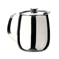 Caffettiera inox a servire 6 tazze Rivadossi