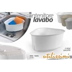 CONTENITORE LAVANDINO TRIANGOLO PLASTICA