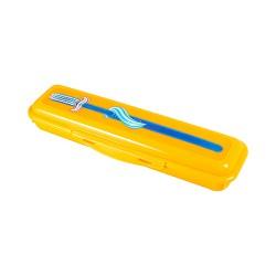 Contenitore Portaspazzolino da denti in plastica colori assortiti
