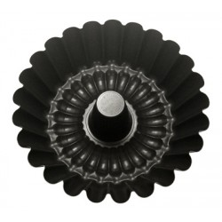 Forma Torta Margherita/Babà Ø 28 H.9 cm in alluminio antiaderente