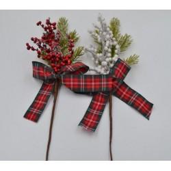 Pick Natale Rosso