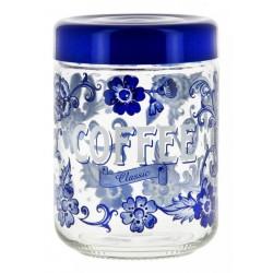 BARATTOLO ALMERIA CAFFE' IN VETRO C/TAPPO CC.800
