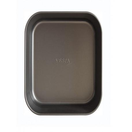 Teglia Lasagnera cm.23x15,5xh5 Vespa in alluminio