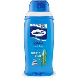 MIL MIL DOCCIASCHIUMA BODY ENERGY FRESH 500 ML.