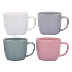 Tazzone Mug New Bone China 360 ml. colori assortiti