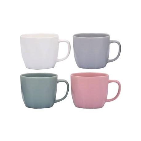 Tazzone Mug New Bone China 360 ml. colori assortiti